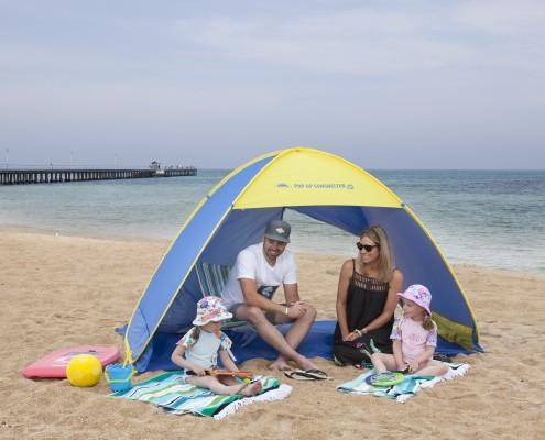 Family Pop-Up Sunshelter & Smart Shade Sunshelters u2013 Market Leaders in Sunshelters